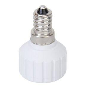 2X-E14-to-GU10-Screw-LED-Light-Bulb-Socket-Adapter-Converter-E7H3-SM
