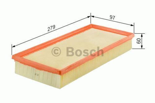 GENUINE OE BOSCH AIR FILTER S0036 HAS VARIOUS COMPATIBILITIES