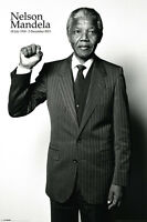 Nelson Mandela 24x36 Poster Africa Civil Rights Revolution Equality Liberty