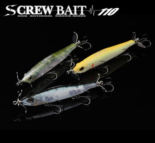 GAN CRAFT SCREW BAIT 110 SW TYPE NS