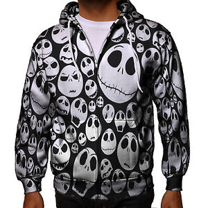 image is loading jack skellington the nightmare before christmas apparel new - Nightmare Before Christmas Clothing