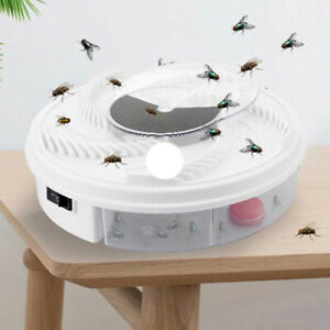 Piege-Anti-Mouches-Insectes-Electrique-Piege-A-Mouches-Insectes-Automatique