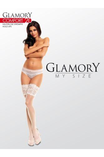 Glamory COMFORT 20 Autoreggenti