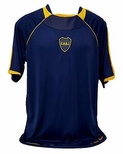 01a462a26 Club Atletico Boca Juniors CABJ Men s Soccer Jersey New With Tags ...
