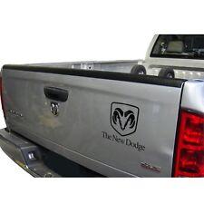 Tailgate Cap 2002 2008 Dodge Ram 1500 2500 3500 Rear Rail Cover Liner Protector Fits 2008 Dodge Ram 3500