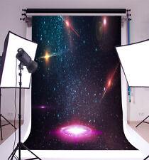 4x6ft Background Baby Photo Studio Planet Abstract Film TV Vinyl Backdrop Props