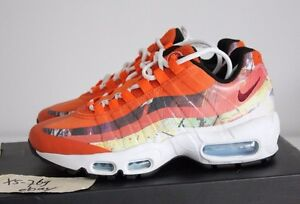 dba23a5f1c67 Nike Air Max 95 x DW Dave White QS Cayenne 5 37.5 Orange Albion ...