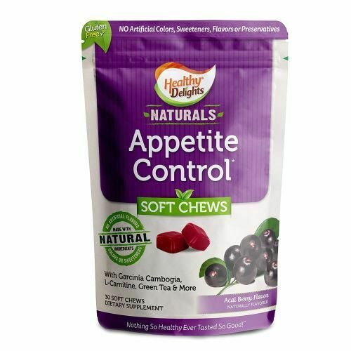 30 Count Healthy Delights Naturals Appetite Control Soft Chews For Sale Online Ebay