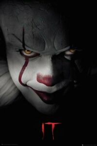 IT MOVIE Poster - PENNYWISE - NEW Stephen King's IT Movie POSTER FP4591 | eBay