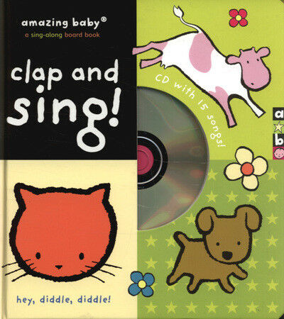 Amazing baby: Clap and sing!: a sing-along board book by Mike Jolley Emma Dodd