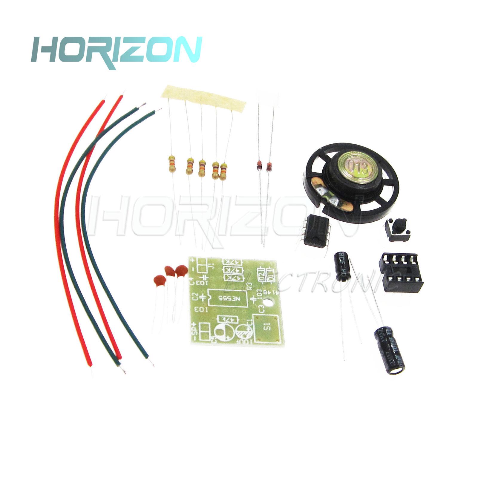 Doorbell Suite Electronic Production Door Bell Diy Kit Ne555 Chip Ebay Circuit Project Kits Module Board