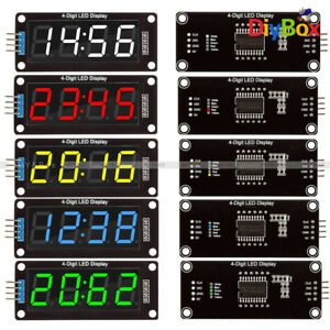 0-36-0-56-034-inch-TM1637-LED-Clock-Tube-Display-for-Arduino-Red-Blue-Green-White