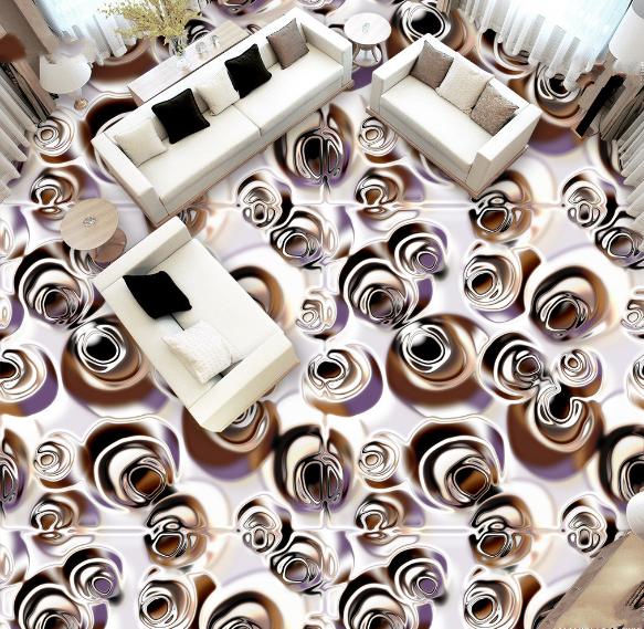 3D Vortex cycle 4564 Floor WallPaper Murals Wall Print Decal 5D AJ WALLPAPER