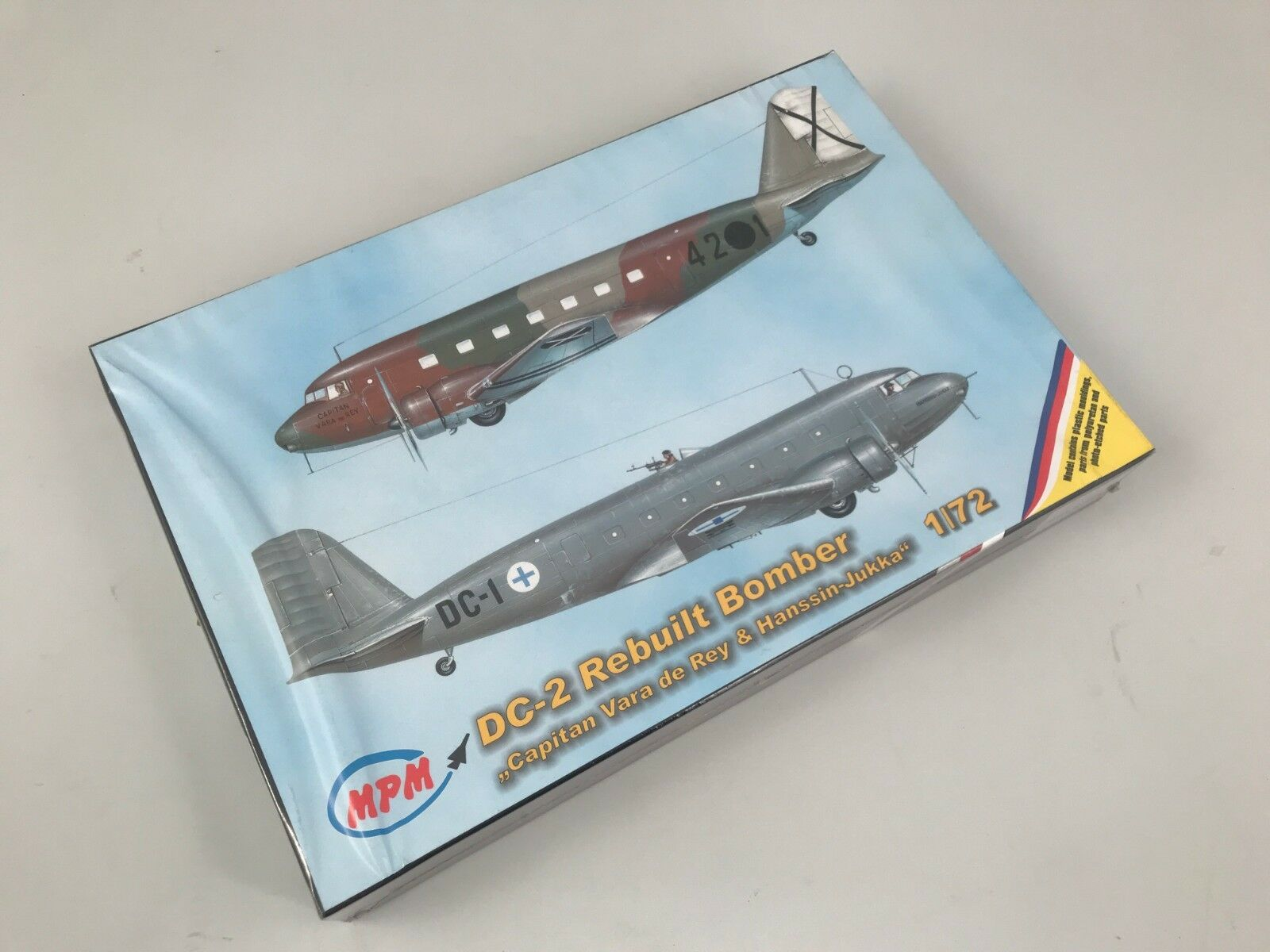 Mpm 72527 Dc-2 Rebuilt  Bomber 1 72 Modélisme  vente en ligne