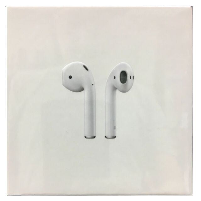 Apple Mmef2 Airpods With Charging Case For Sale Online Ebay