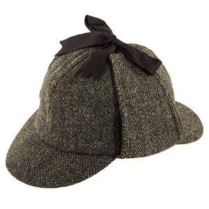 Failsworth sombreros Harris Tweed Sherlock DeerStalker 28ccc772f23