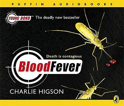 Young Bond: Bloodfever by Charlie Higson (CD-Audio)