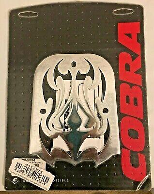 Cobra 02-5073 Round Sissy Bar Insert Tribal