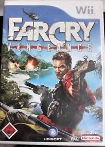 FARCRY VENGEANCE Wii - Karlsruhe, Deutschland - FARCRY VENGEANCE Wii - Karlsruhe, Deutschland