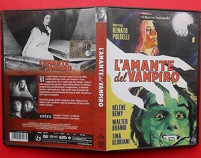 dvd film horror l'amante del vampiro helene remy walter brandi tina gloriani f v