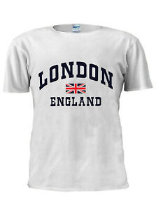 London-England-Trendy-T-Shirt-Vest-Tank-Top-Maenner-Frauen-unisex-TShirt-m189