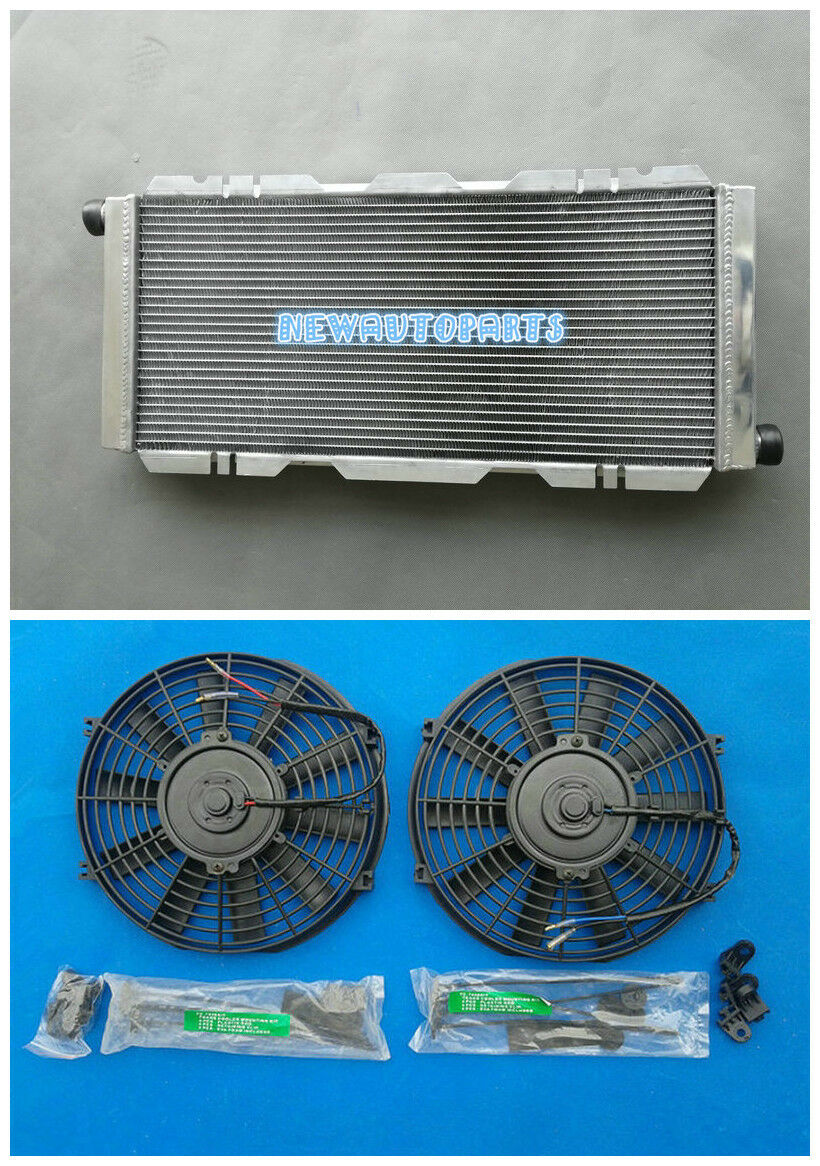 Best Deal Aluminum Radiator+Fans For Lotus Elise / Exige MK1