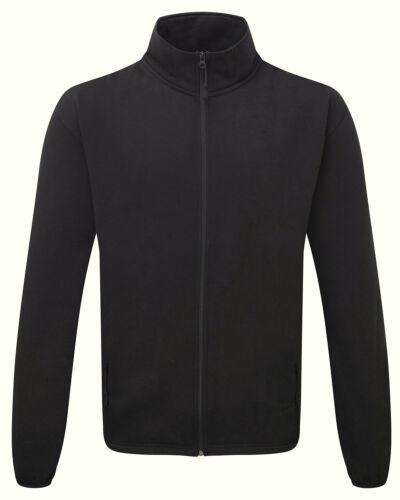 Mens Zipped Sweatshirt Top Jumper Jacket Lightweight Summer S M L XL 2XL 3XL
