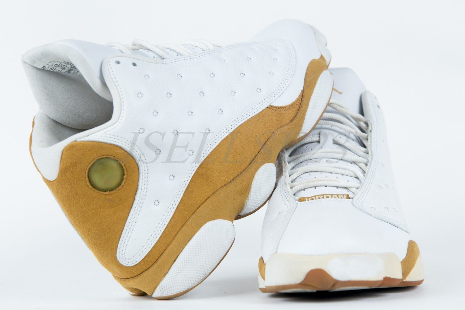2004 Air Jordan 13 (XIII) Retro White   Wheat - Size 11.5