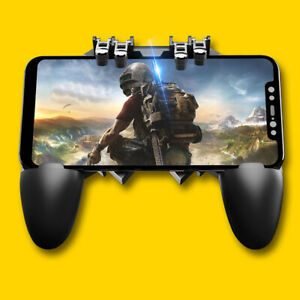 Portable-Mobile-Phone-Gamepad-Wireless-For-PUBG-Game-Controller-Joystick