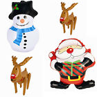 Christmas Inflatable Character Balloon Xmas Decoration Deco Foil Table Party