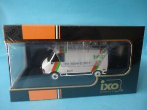 FIAT 242 - BIASION - ASISTENCIA JOLLY CLUB RALLY 1985 - 1/43 NUEVO IXO RAC279X