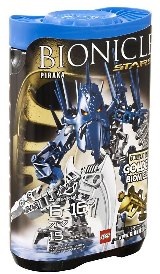LEGO Bionicle Stars Piraka Set  7137