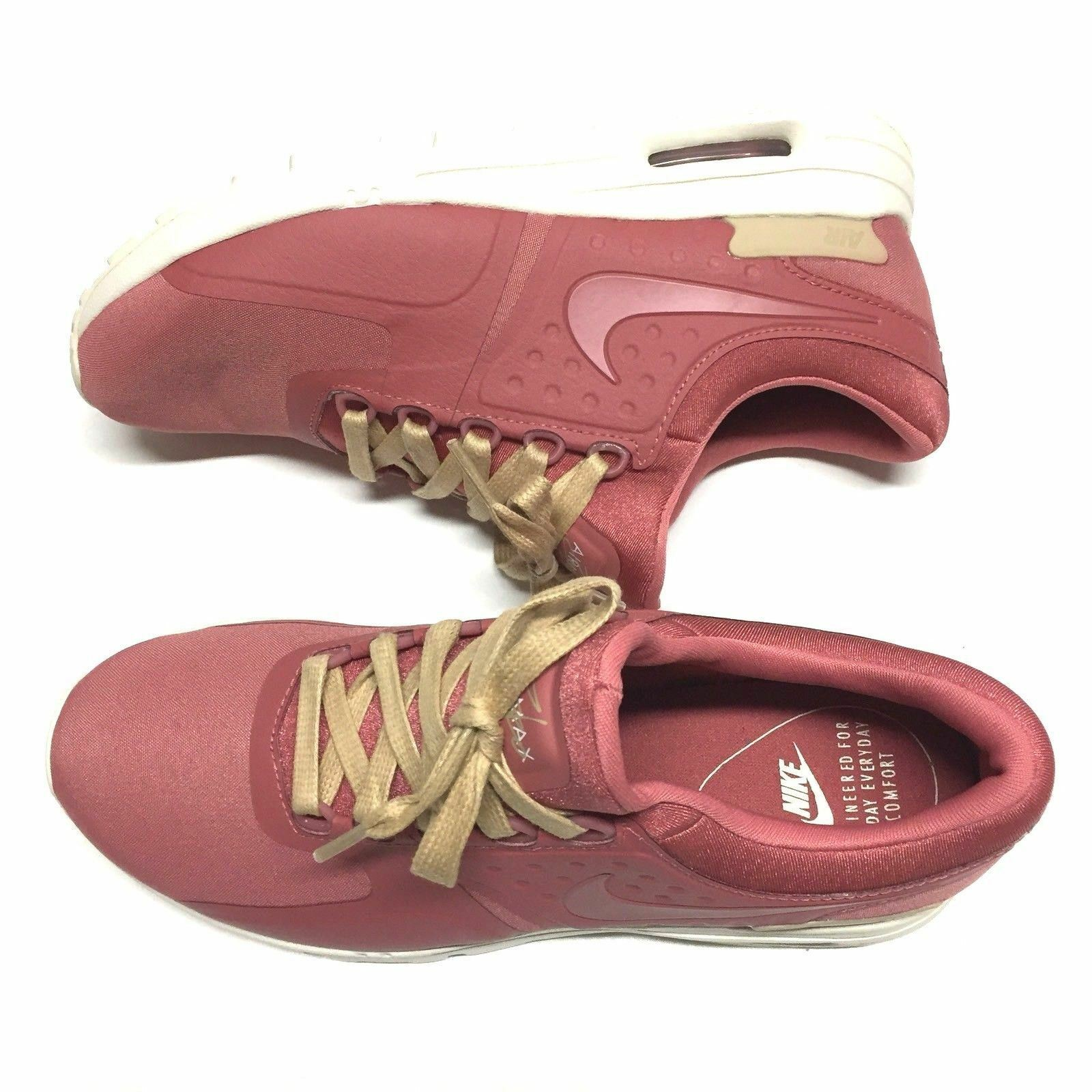 cheap for discount 60d2c 856e9 Nike Nike Nike Air Max Zero Sz 7 CS AA3170 800 Women s shoes Light Redwood  75a81a
