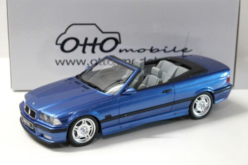 1:18 Otto bmw m3 e36 convertible Blue New en Premium-modelcars