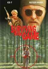 Surviving the Game DVD (1994) - Ice-T, Rutger Hauer, Ernest Dickerson