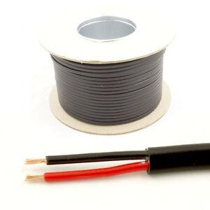 11 AMP Bewertete 0,5 mm² Dünnwandig 2 Zweiadrig Kabel Draht Auto LED ...