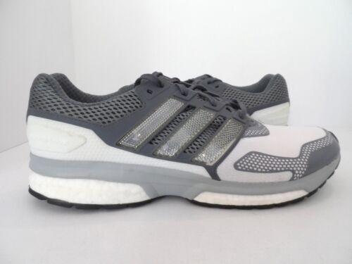 6mtechfit Adidas 0 Uomo Response Performance Bianco M'scarpe Corsa Da Spinta Wx4xTn