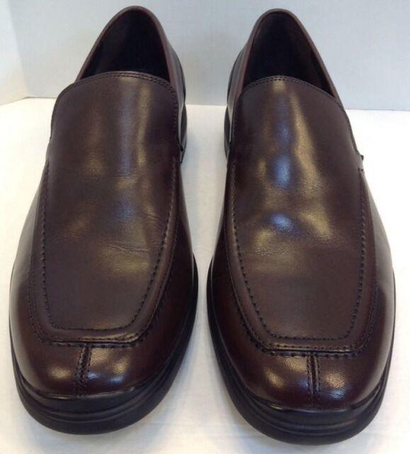 Cole Haan Air Stylar Split Toe Venetian T Moro Leather Men 9.5 M NIB New C10695
