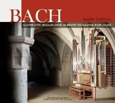 Johann Sebastian Bach (1685-1750) CD - Barry Jordan Gebraucht - gut
