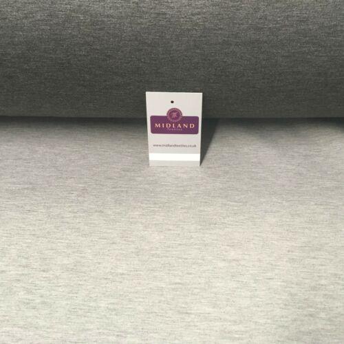 "Plain Reversible Stretch Neoprene fabric 58/"" wide MK958 Mtex"