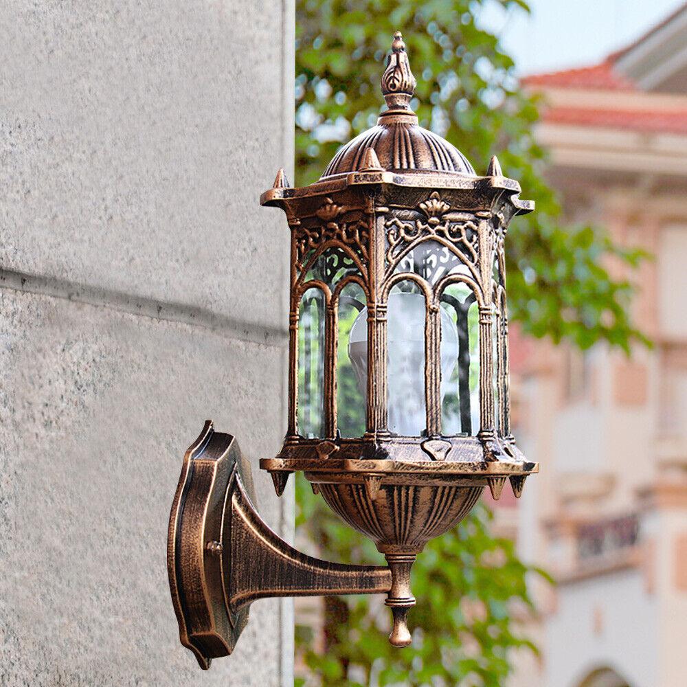 Retro Industrial Metal Wall Light Fixture Edison Lamp Sconce Holder Hallway E27 For Sale Online Ebay