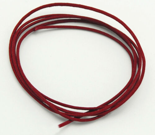 BCY Red D Loop 10/' Material Archery Bowstring Rope Drop Away Cord