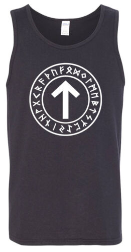 Norse Odin Viking Valhalla Thor S to 3XL TYR Warrior TANK TOP