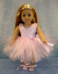 18-Inch-Doll-Clothes-Pink-Tutu-Outfit-handmade-by-Jane-Ellen-for-18-inch-dolls