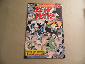 The-New-Wave-4-Eclipse-1986-Free-Domestic-Shipping