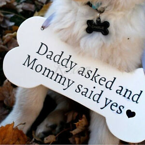 Rustic-Wedding-Wooden-Letter-Sign-Hanging-Plaque-Proposa-Decoration-for-Pet-Dog