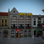 MOC modular opera house PDF files only! costum LEGO building Instructions