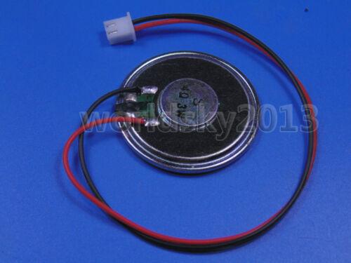 1pcs New 40mm 4Ohm 4Ω 3W Audio Speaker Stereo Woofer Loudspeaker Trumpet Horn