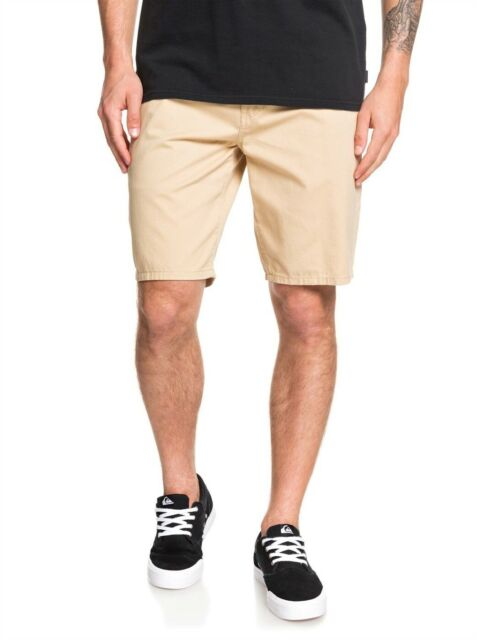 Quiksilver Mens Everyday Chino Light Short