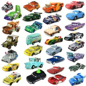Disney Pixar Collectable Cars Vehicle Play Toy Film Characters